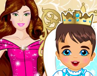 Cuidar o pequeno príncipe