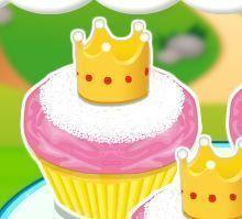 Cupcakes das princesas receitas