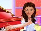 Tocar piano com Violetta