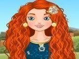 Princesa Merida na moda