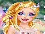 Barbie fada maquiar e vestir
