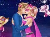 Super Barbie beijos