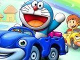 Doraemon corrida de carro