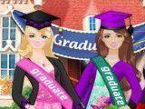 Formatura da Barbie e amigas roupas
