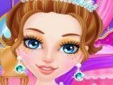 Maquiar princesa no spa