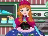 Bolo Anna Frozen