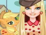 Barbie roupas My Little Pony