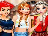 Princesas promoção shopping