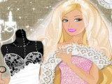 Estilista da noiva Barbie