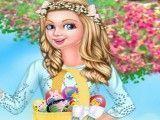 Barbie roupas para Páscoa
