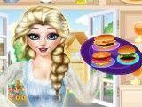 Vender hambúrguer da Elsa