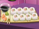 Culinária japonesa califórnia da Sara