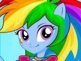 My Little Pony cuidar dos cabelos