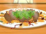 Receita árabe de carne