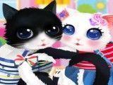 Roupas para casal de gatos