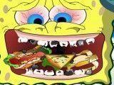 Bob Esponja dentista