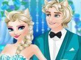 Elsa gata casamento