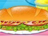 Preparar sanduíches
