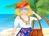 Barbie férias no Hawaii