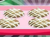 Fazer cookies ação de graças