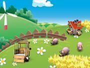 Fazer decoração da fazenda
