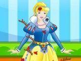 Princesa Cinderela banho