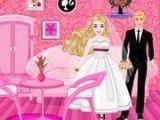 Decoração casa da Barbie
