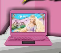 Decoração do quarto tema Barbie