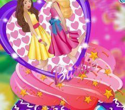 Decorar cupcakes da Barbie