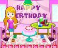 Decorar o aniversário de Daniela