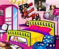 Decorar o quarto de Miley Cyrus