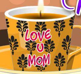 Decorar xícara para mamãe