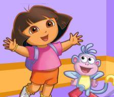 Decore o quarto novo da Dora