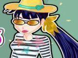 Winx roupas de verão