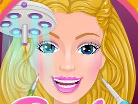 Dentes da Barbie