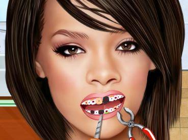 Dentista da Rihanna