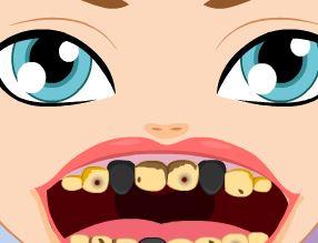 Dentista de fada