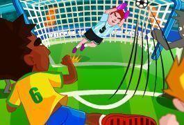 Diferenças cenário de futebol