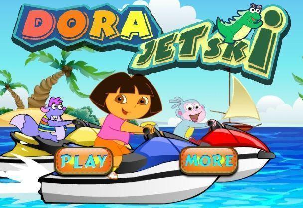 Dora Jet Sky