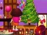 Dora limpeza do natal