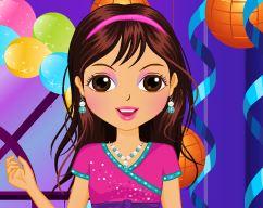 Dora na festa fashion