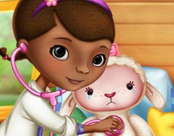 Doutora dos Brinquedos cuidados