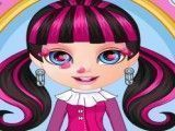 Bebê Monster High moda