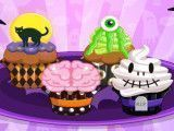 Cupcakes de Halloween decorar