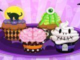 Cupcakes de Halloween decorar