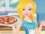 Pizza receita da Barbie