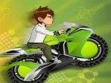 Ben 10 na moto radical