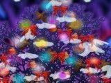 Decorar árvore de Natal da bruxa