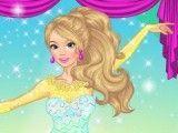 Bailarina Barbie roupas