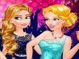 Festa da formatura das princesas
